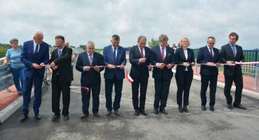 Most w Michałówce oficjalnie oddany do użytku