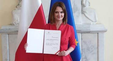 Anna Schmidt-Rodziewicz ministrem w KPRM