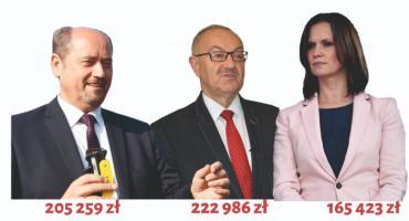 Ile zarobili parlamentarzyści powiatu jarosławskiego, z ilu źródeł otrzymują dochody?