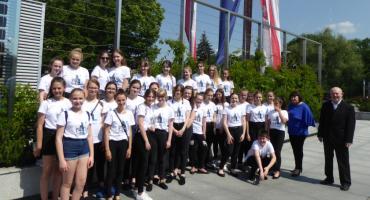 Sukcesy chóru i trębaczy, uczniów szkoły muzycznej