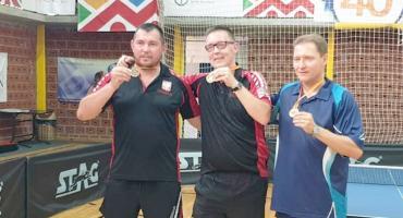 Gracjan Dziukiewicz podwójnym mistrzem świata