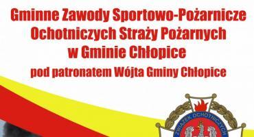 Gminne Zawody Sportowo-Pożarnicze OSP w Chłopicach