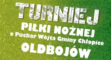 Turniej Piłki Nożnej Oldbojów o Puchar Wójta Gminy Chłopice