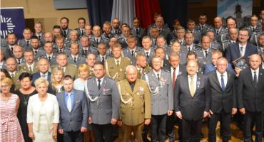Jarosławscy policjanci świętowali 100-lecie
