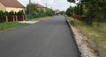 Trwa przebudowa drogi powiatowej Duńkowice – Laszki – Lubaczów