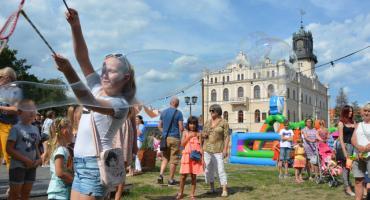 Bubble Day – Dzień Baniek Mydlanych w Jarosławiu