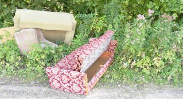 Wójt gminy Rokietnica walczy z podrzucającymi odpady