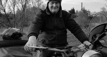 Ostatnie pożegnanie Janusza Sieradzkiego