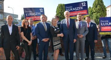 Kandydatka z większy potencjałem politycznym