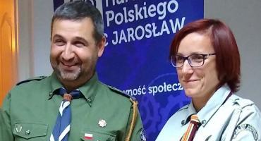Małgorzata Jaworowska nową komendantką hufca ZHP