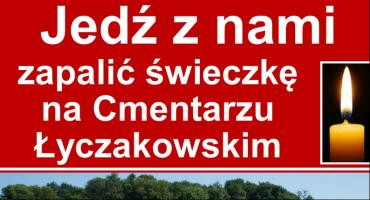 Jedź z nami zapalić świeczkę na Cmentarzu Łyczakowskim