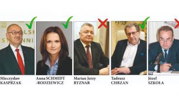 Troje posłów z ziemi jarosławskiej