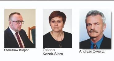 Nowi radni: Andrzej Ćwierz i Tatiana Kożak-Siara