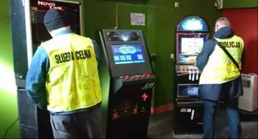 Automaty wykorzystywano niezgodnie z prawem
