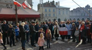 Mieszkańcy zaśpiewają hymn - 11 listopada o godz. 12 na jarosławskim Rynku