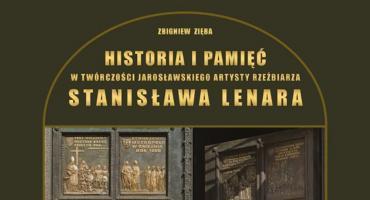 Wernisaż wystawy i promocja książki o rzeźbiarzu Stanisławie Lenarcie