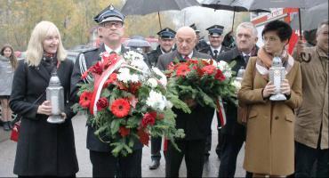 Uczcili walczących o niepodległość Polski