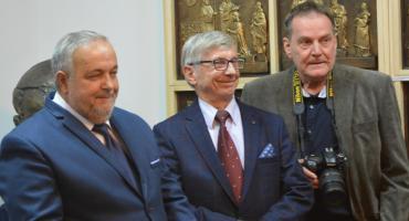 Stanisław Lenar i jego rzeźby  na kartach książki Zbigniewa Zięby (ZDJĘCIA, WIDEO)
