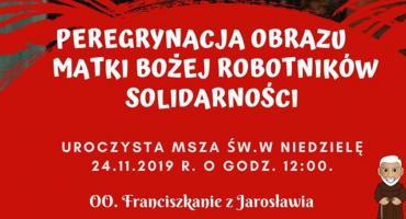 Peregrynacja Obrazu Matki Bożej Robotników Solidarności