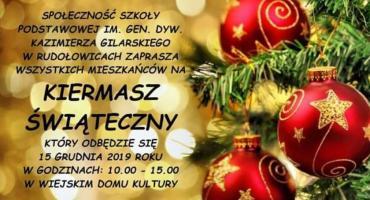 Kiermasz świąteczny w Rudołowicach