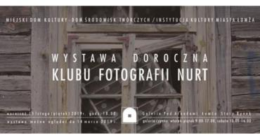 Wystawa Klubu Fotografii Nurt