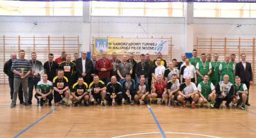 Nowogród: IV Samorządowy Turniej w Halowej Piłce Nożnej [FOTO]