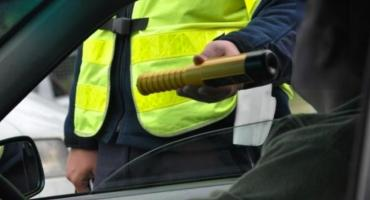 Pijany kierowca stracił prawo jazdy