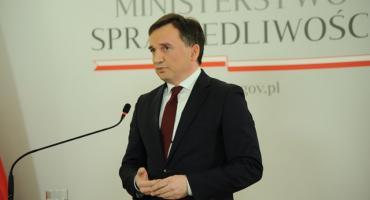 Prezydent Łomży spotkał się z ministrem Ziobro