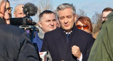 Konferencja wyborcza Wiosny Roberta Biedronia w Łomży [LIVE]