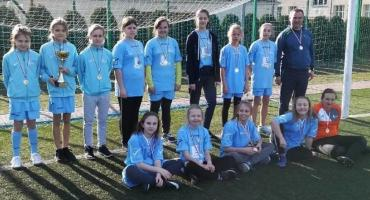 Młodziczki MOSiR Łomża awansowały do półfinałów