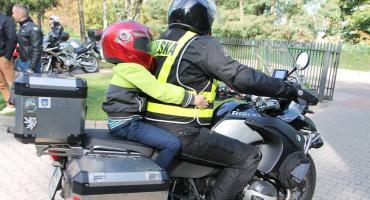 Motocykliści chcą zabrać podopiecznych POW na wycieczkę