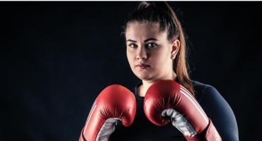 Aneta Gojko mistrzynią Polski w boksie!