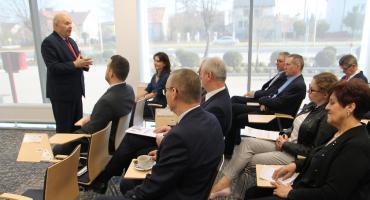 Łomża: O mediacji i arbitrażu na śniadaniu biznesowym [VIDEO i FOTO]