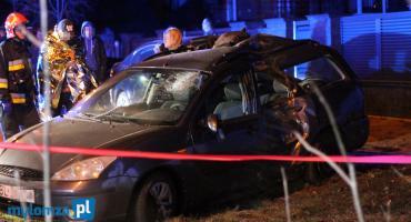 28-latka zmarła w szpitalu po wypadku w Jednaczewie