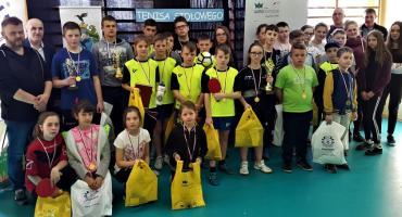 Regionalny Turniej Tenisa Stołowego w Szczepankowie [FOTO]