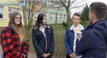 Łomża: Egzamin Gimnazjalny 2019 - część humanistyczna. Jak było? [SONDA VIDEO]