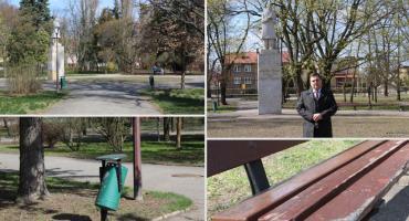 Będzie renowacja Parku im. Jakuba Wagi