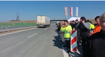 Nowe kilometry Via Baltiki. Otwarto ekspresową obwodnicę