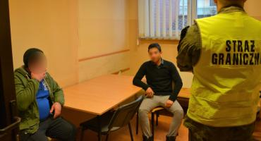 Uciekli z centrum dla azylantów. Cudzoziemcy wpadli w Grajewie