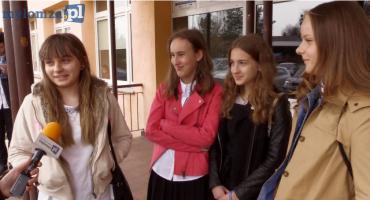 Egzamin ósmoklasisty 2019 - matematyka. Były problemy? [SONDA VIDEO]