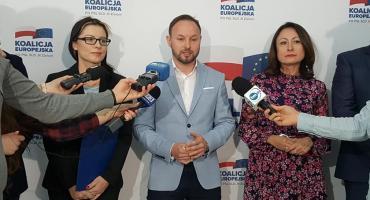 Kandydat z Łomży na liście Koalicji Europejskiej