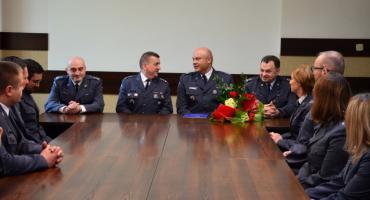Nowy dyrektor ZK w Czerwonym Borze [FOTO]