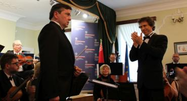 Łomżyńscy Filharmonicy na Białorusi [FOTO]