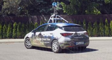 Samochód Google Street View fotografuje Łomżę [VIDEO]
