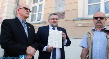 Łomża: Skromna 30. rocznica czerwcowych wyborów [VIDEO i FOTO]