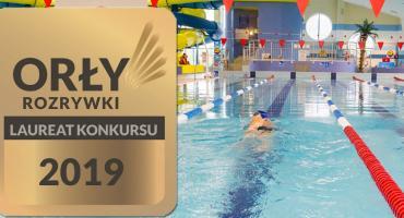 Laur Orły Rozrywki Wybór Klientów 2019 dla Parku Wodnego MOSiR Łomża!