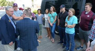 WSA: Teksańczycy przyjechali do Łomży [VIDEO i FOTO]