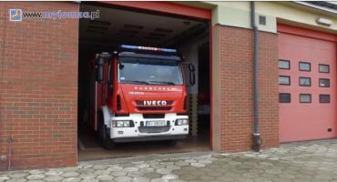 Termomodernizacja również u strażaków