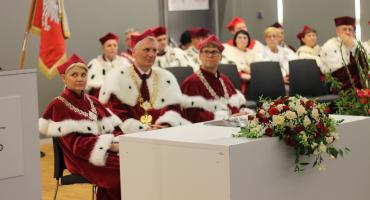 Uroczysty Jubileusz 15-lecia PWSIiP w Łomży [VIDEO i FOTO]