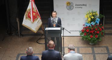 [LIVE] 601 lat Łomży! Uroczysta Sesja Rady Miejskiej